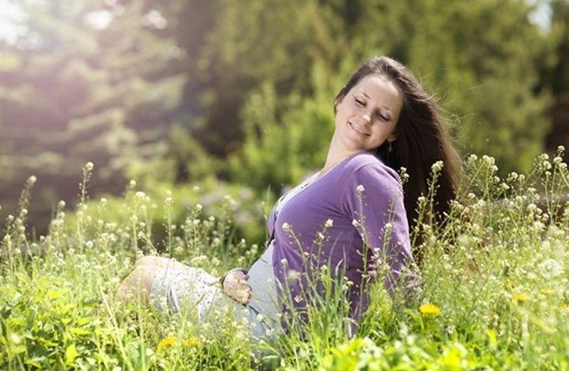 Affrontare la gravidanza in primavera
