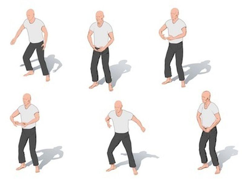Esercizi di qi gong per principianti