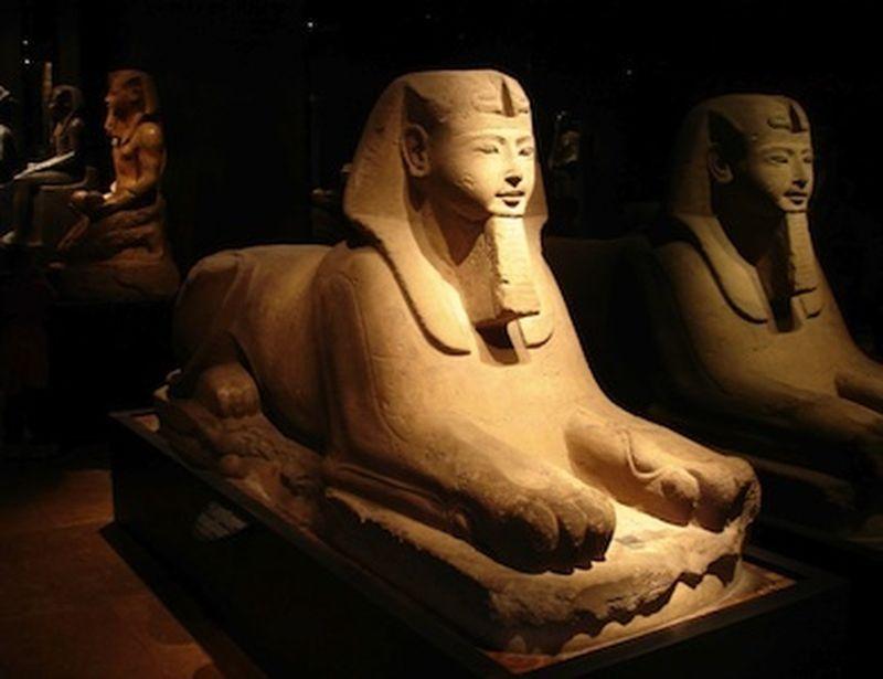 Lo yoga faraonico, lo yoga della terra dei faraoni