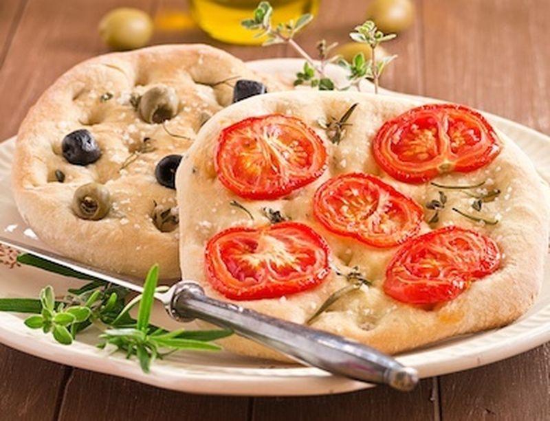 Pizze e focacce originali per i tuoi picnic