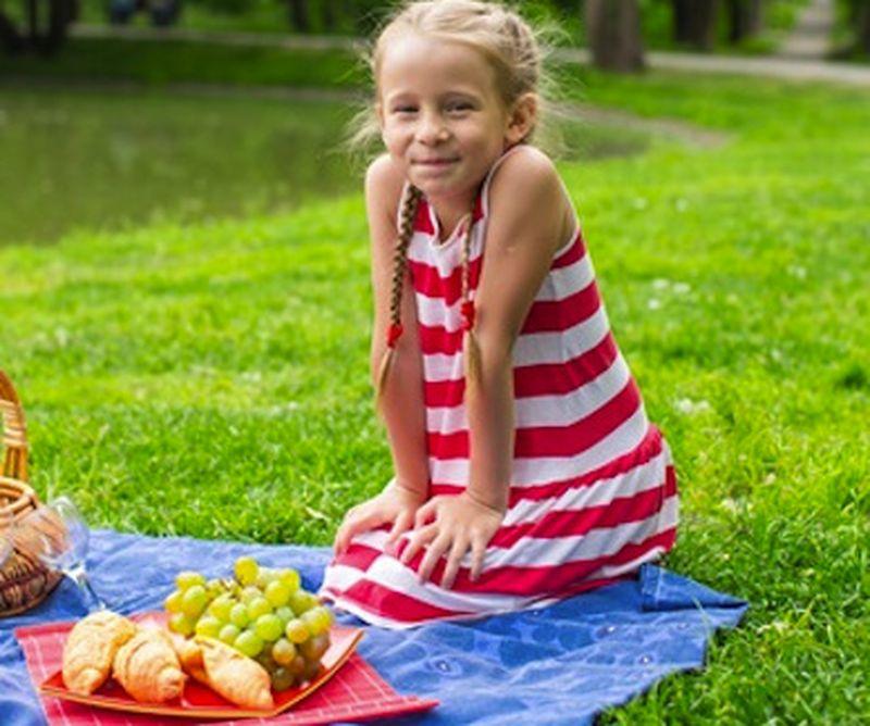 Evitare la gastroenterite nei bambini in estate