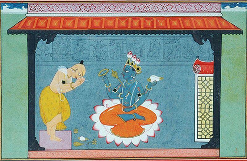 Govinda e Siddharta: l'amico come occasione di confronto