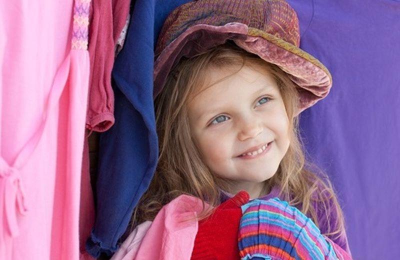 L'abbigliamento per bambini? Eco e senza sprechi!