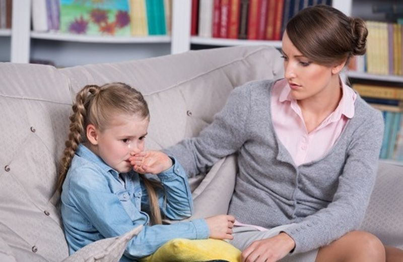 Come calmare il pianto dei bambini?