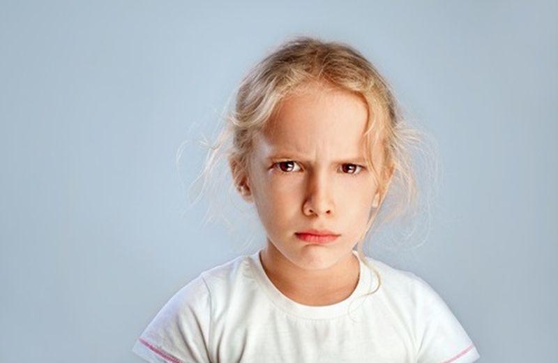 Calmare il nervosismo dei bambini