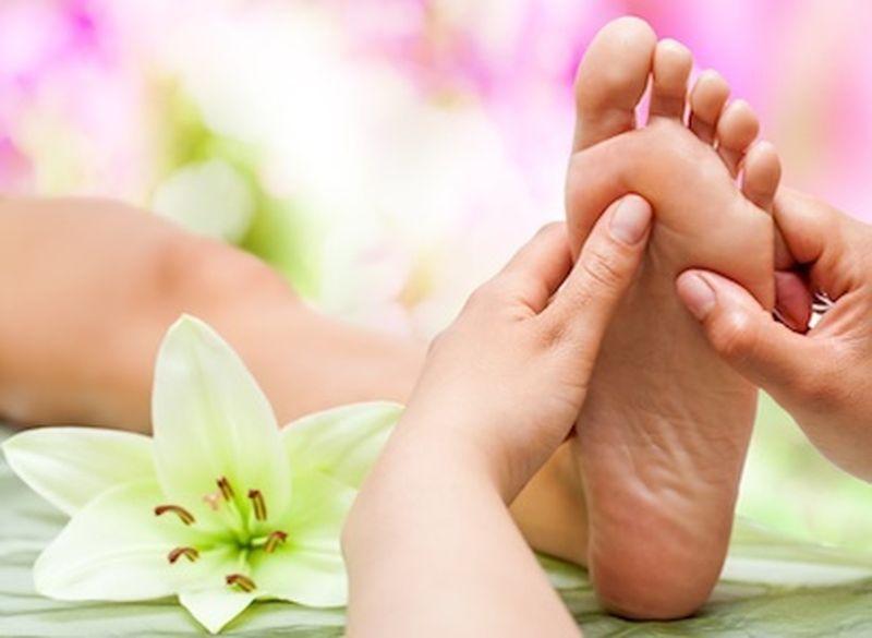 La riflessologia plantare contro i disturbi della menopausa
