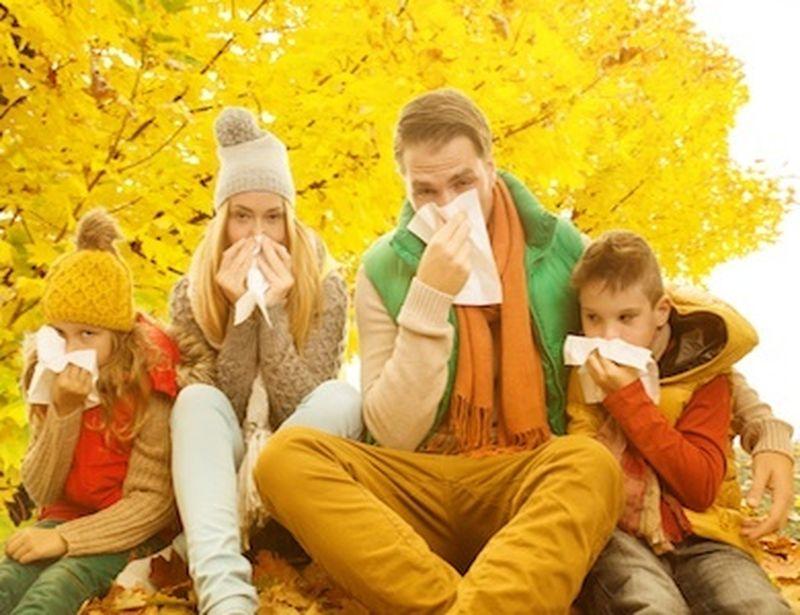 Prevenire i malanni dei bambini nel cambio di stagione