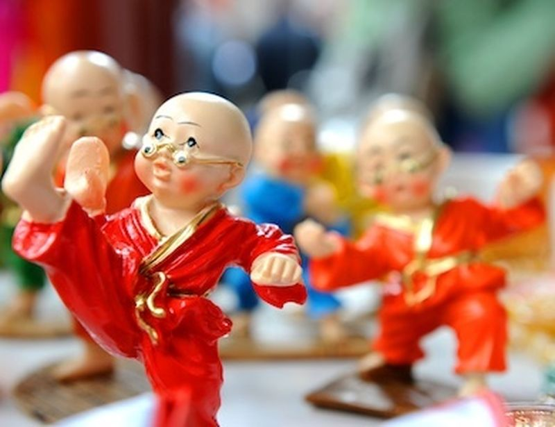 10 segreti dei monaci Shaolin per mantenersi in salute