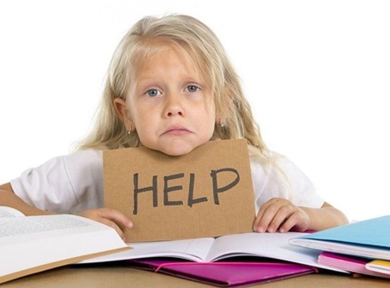 Stress infantile: anche i bambini sono stressati