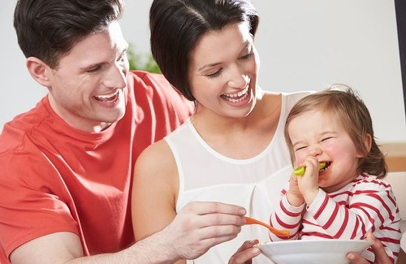 L'importanza della vitamina B nella dieta del bambino