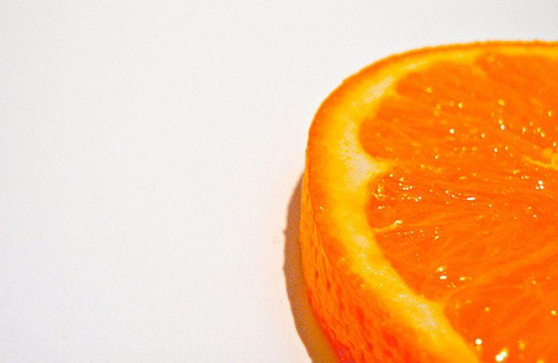 Integratori naturali: l'arancio contro la pelle a buccia d'arancia