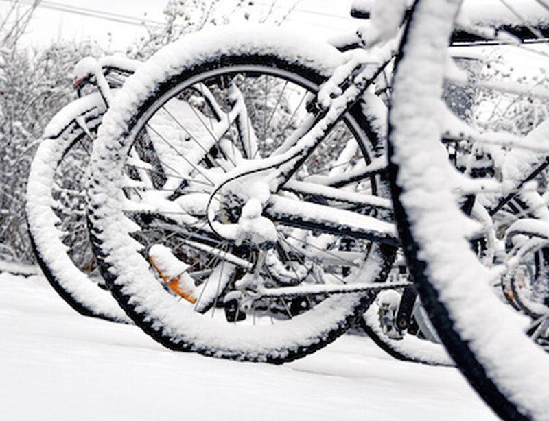 Gli sport invernali in città