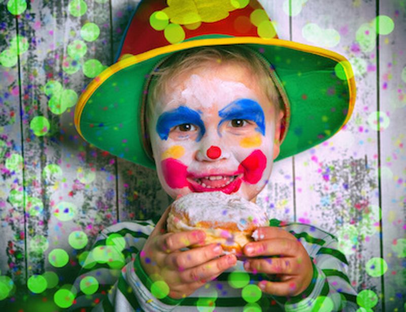 Cibo (non solo fritto!) e tradizioni di Carnevale