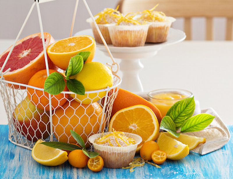Gli agrumi rari: non solo arance