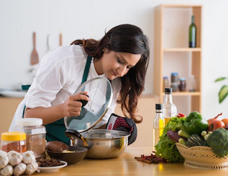 Cucinare con calma, ecco il trucco
