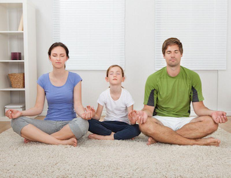 Lo yoga per bambini, partendo dall'Abc
