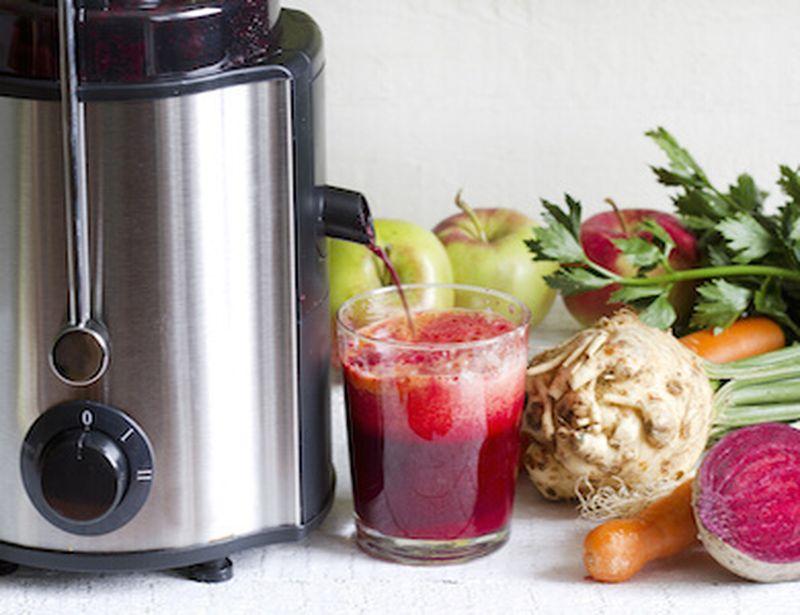 Succhi di verdure, proprietà e come farli