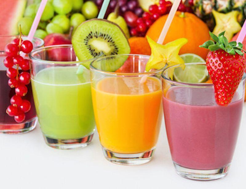 Tipi di succhi di frutta: pro e contro
