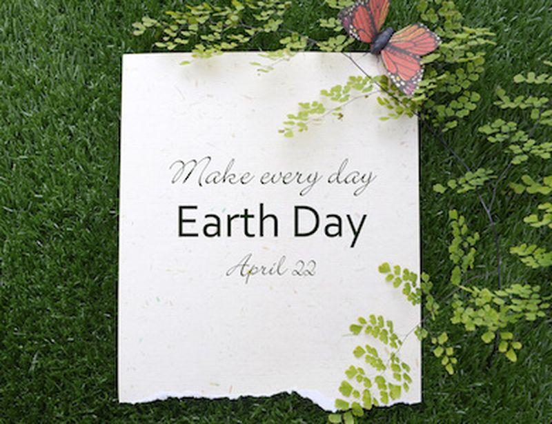 22 aprile: celebriamo la giornata mondiale della Terra