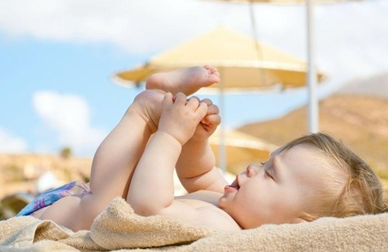 Vitamina D nei neonati, perché è importante