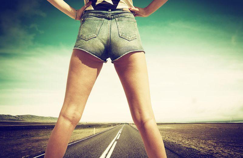 3 esercizi per contrastare la cellulite