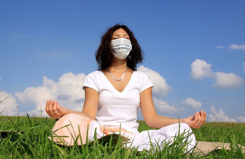 Consigli yogici per le allergie di stagione