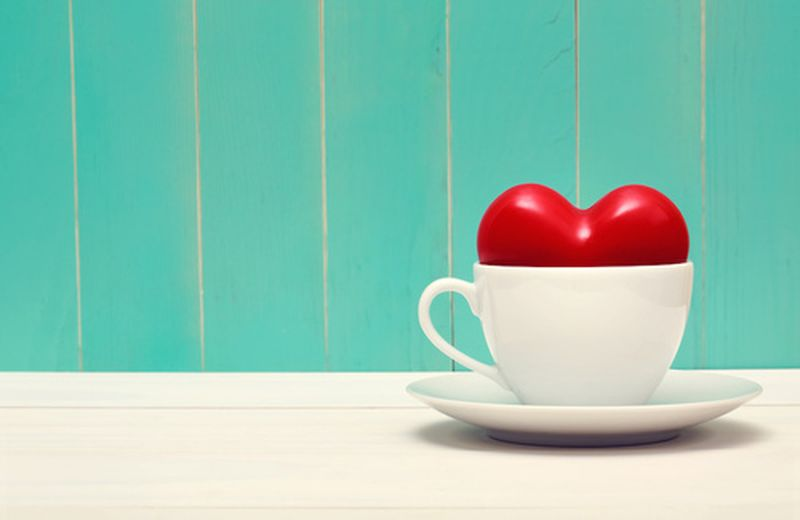 Le tisane per il cuore