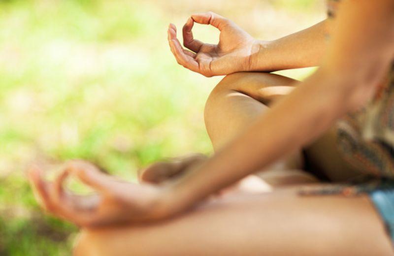 Vivere l'allenamento come una meditazione zen
