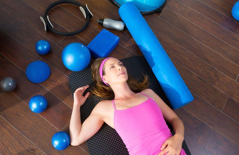 Il fitness aspira allo yoga