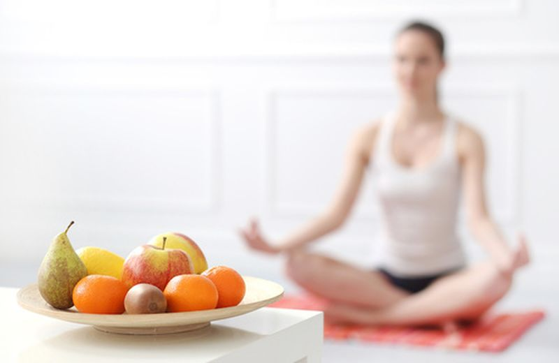 Mai pensato di meditare durante la dieta?