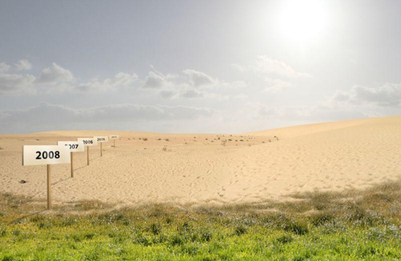 Lotta alla desertificazione: difendere la terra dall'uomo
