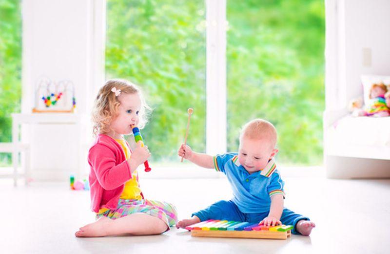 La musica, un aiuto per lo sviluppo del bambino