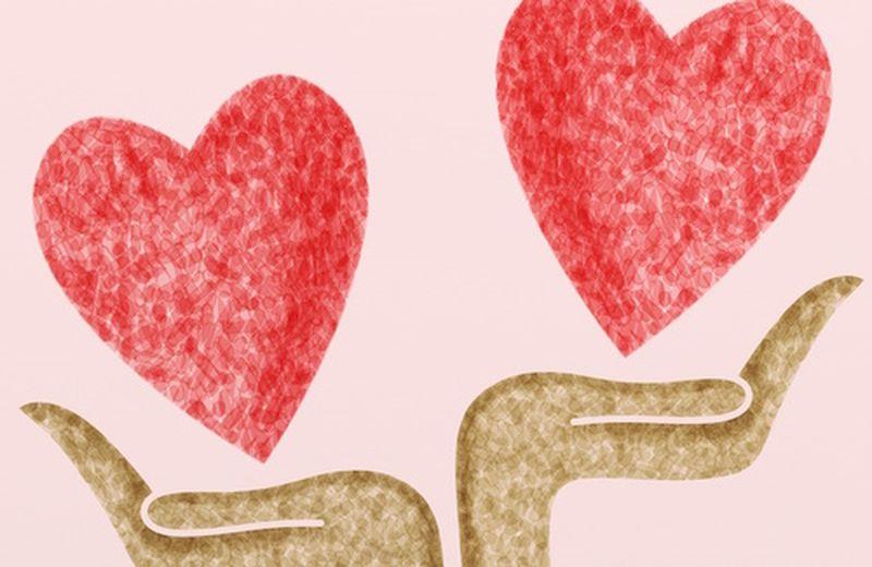 I regali eco per San Valentino