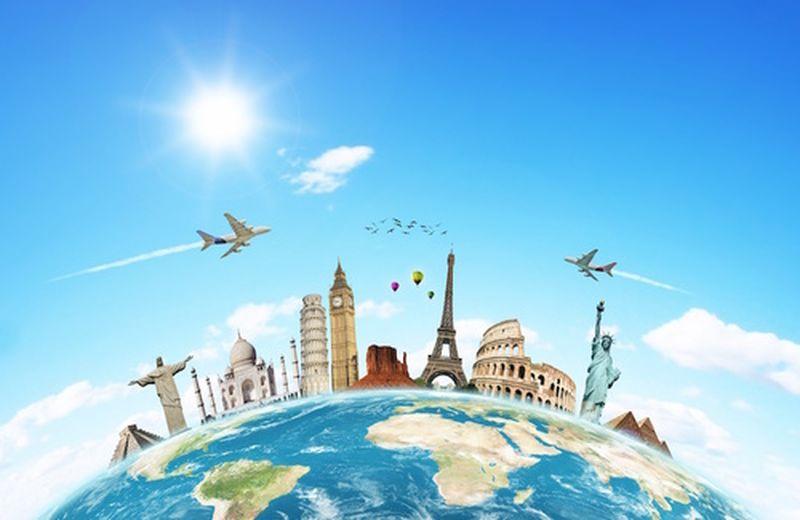 I 101 viaggi straordinari da fare almeno una volta nella vita
