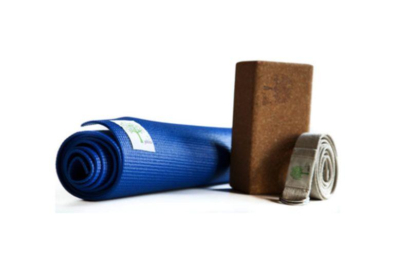 Cuscino per yoga e meditazione u greenlife