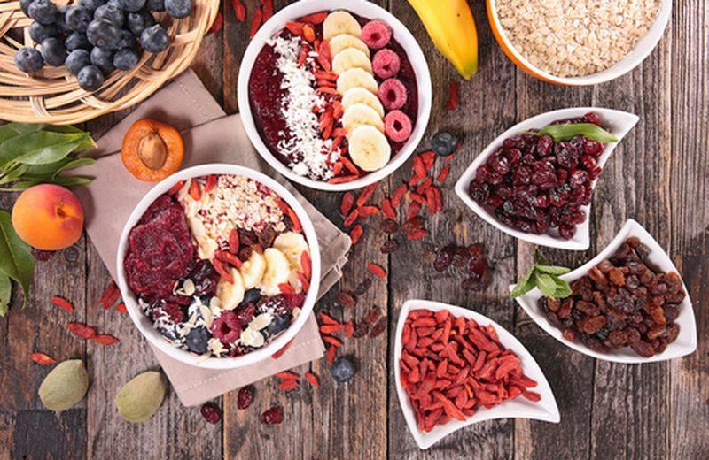 Le bacche, integratori antiossidanti naturali
