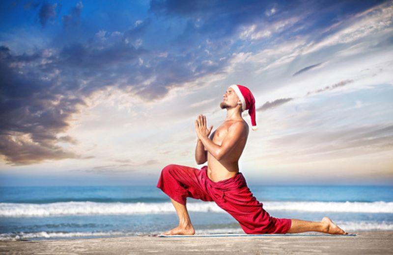 Puliti dentro e belli fuori... con lo yoga!