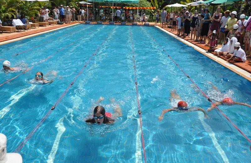 Nuoto per principianti