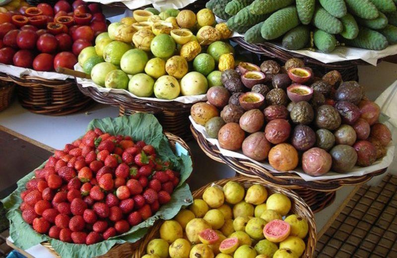 Il frutto della passiflora