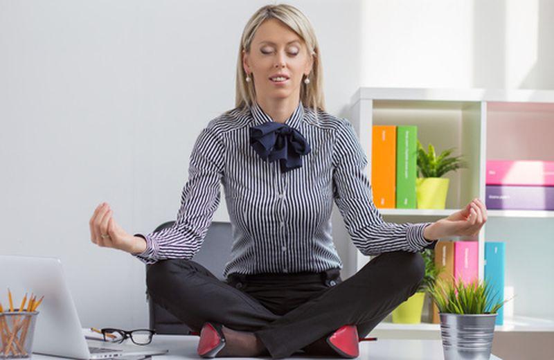 Colazione, denti e... meditazione!