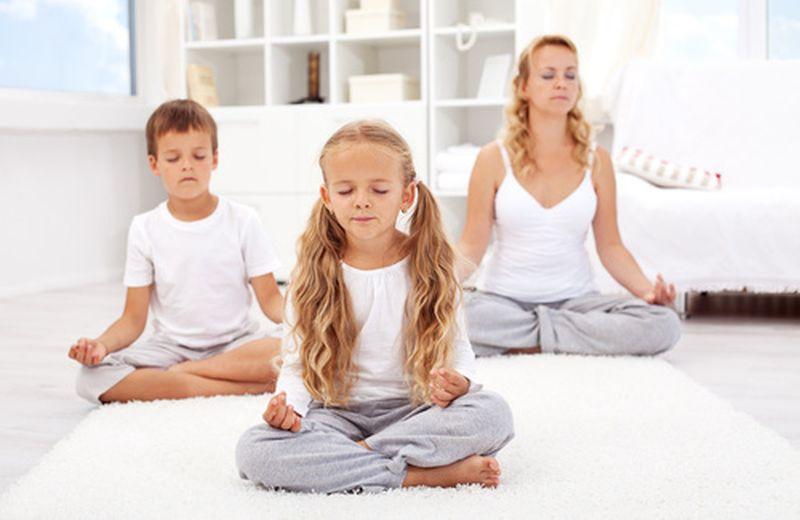 Bambini e meditazione: proviamo qualche tecnica