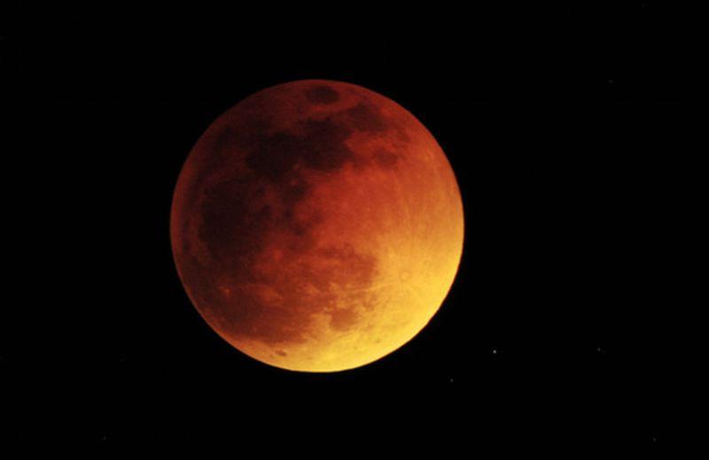 L'eclissi di Luna