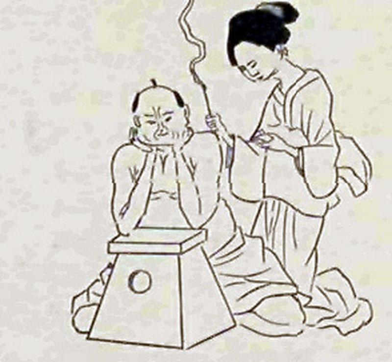 Moxibustione: la cura con il calore