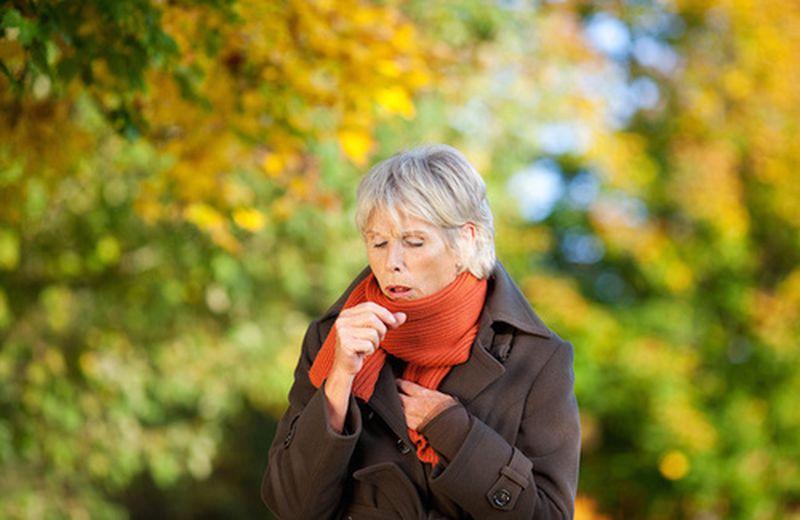 Curare la tosse con l'ayurveda