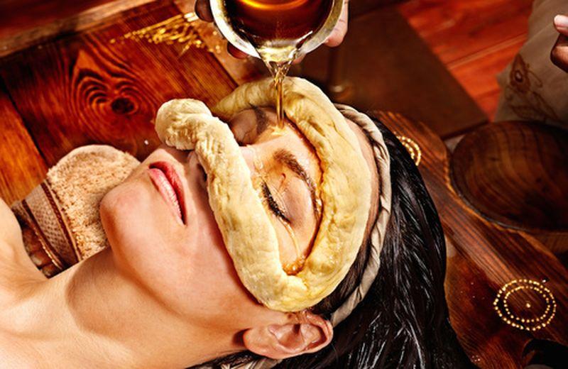 Netra vasti: antico trattamento per il benessere degli occhi