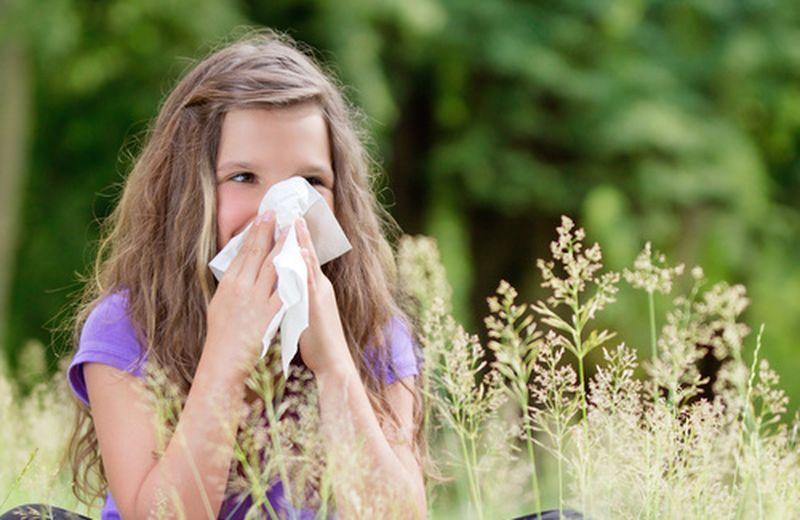 Allergie stagionali dei bambini: 3 rimedi di erboristeria