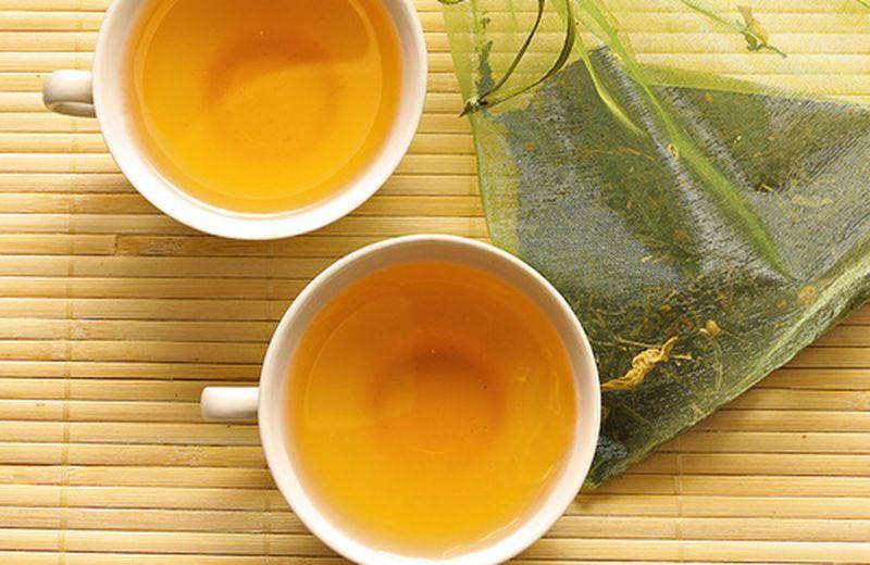 Il tè giallo