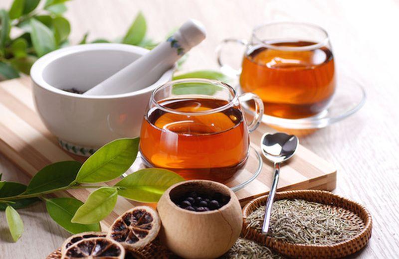 I tè aromatizzati