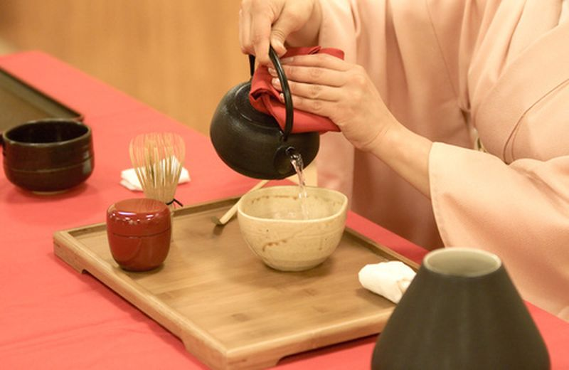 I tè giapponesi