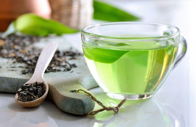 Il tè verde giapponese